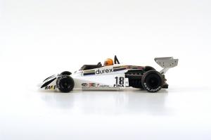 S4012 Surtees TS19 No.18 Monaco GP 1978 - Rupert Keegan